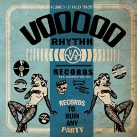VA - Voodoo Rhythm Records Volume 3 CD